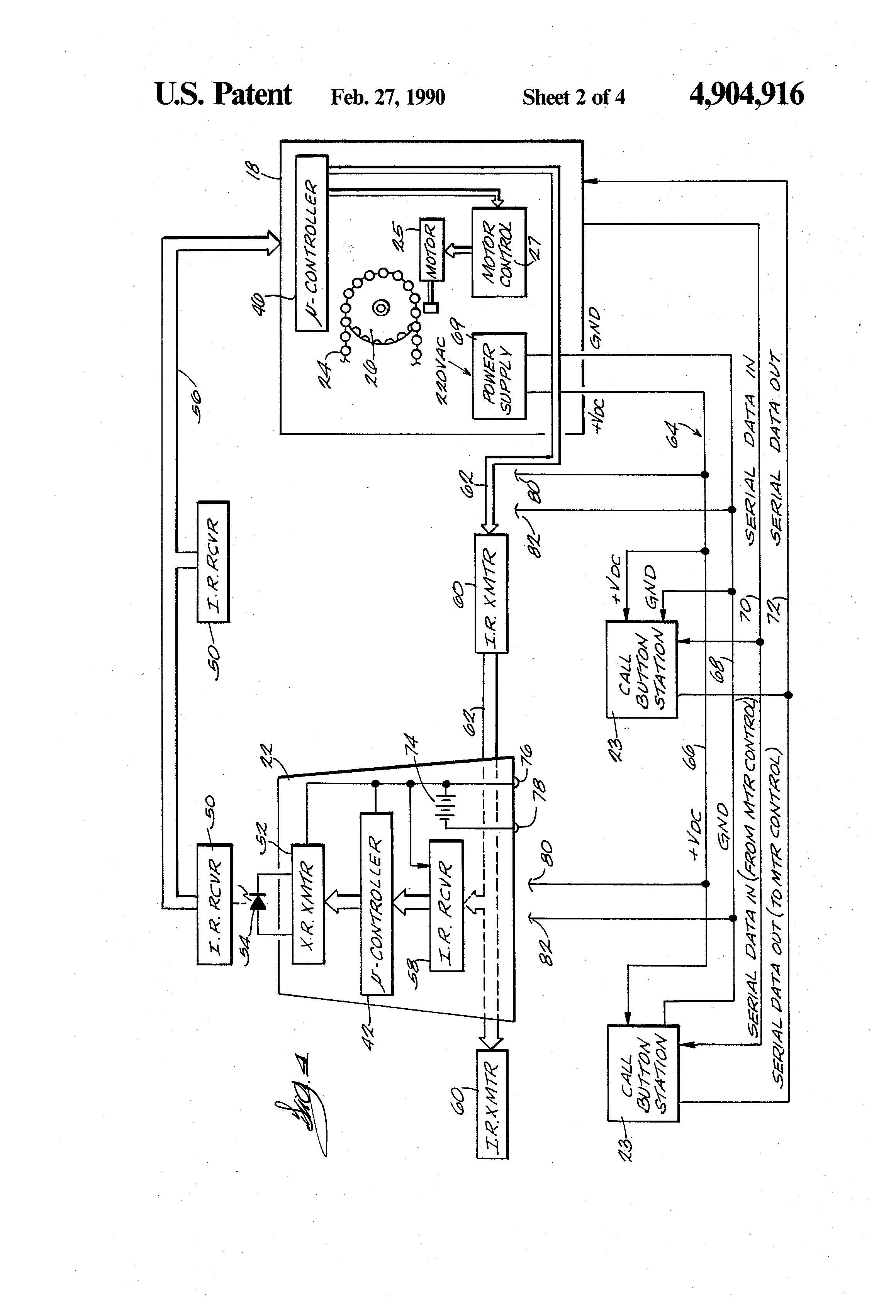 Excel Stair Lift Wiring Diagram