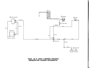 Ford Alternator Wiring Diagram Internal Regulator | Free