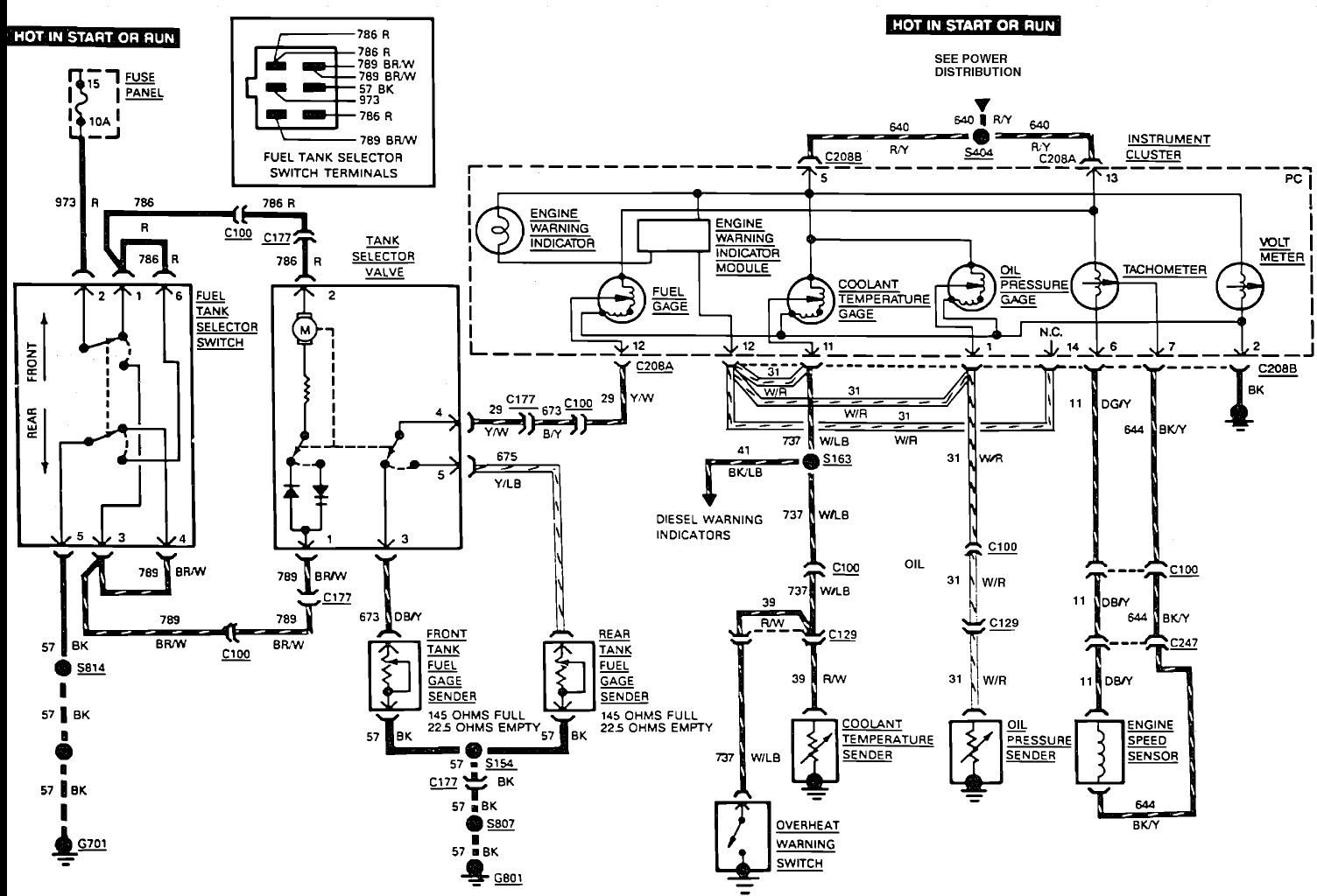 Fuse Diagram For F 350