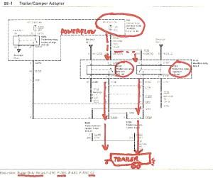 Ford F350 Trailer Wiring Diagram | Free Wiring Diagram
