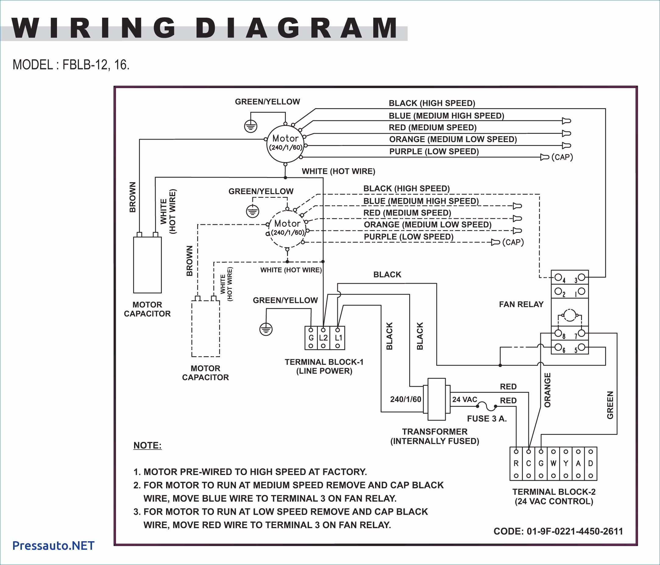 Fostoria Heater Wiring Diagram