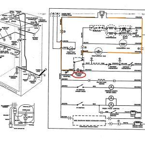 Frigidaire Ice Maker Wiring Diagram   Free Wiring Diagram