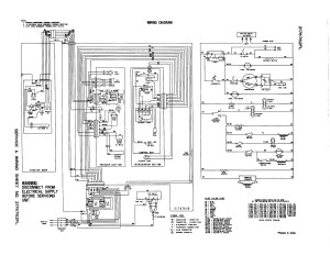 Frigidaire Ice Maker Wiring Diagram | Free Wiring Diagram