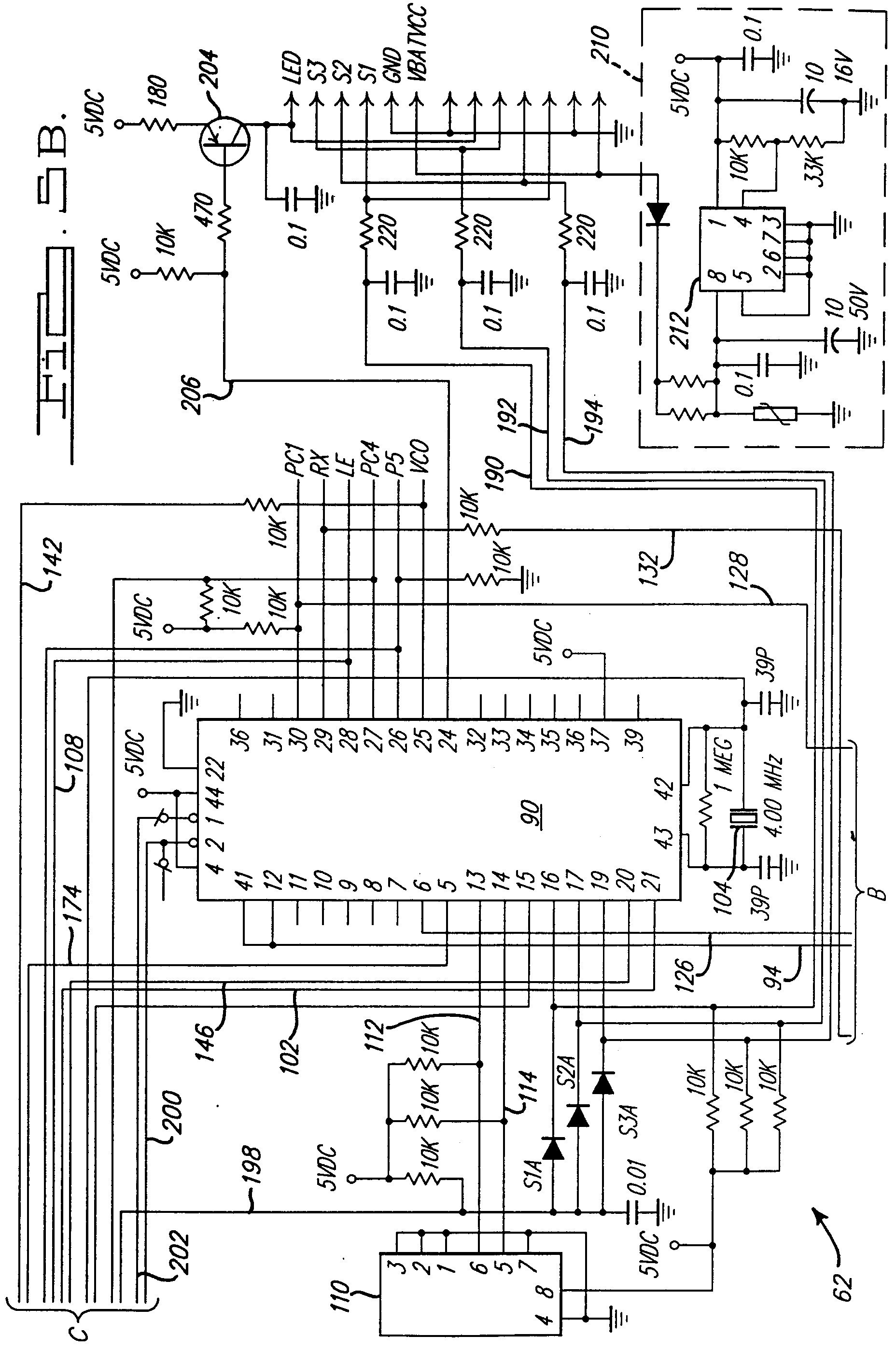 Garage Door Sensor Wiring Diagram