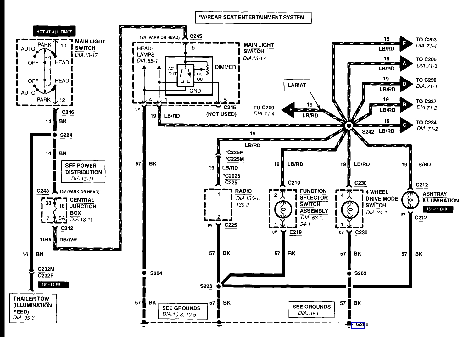 2005 f150 alternator wiring diagram