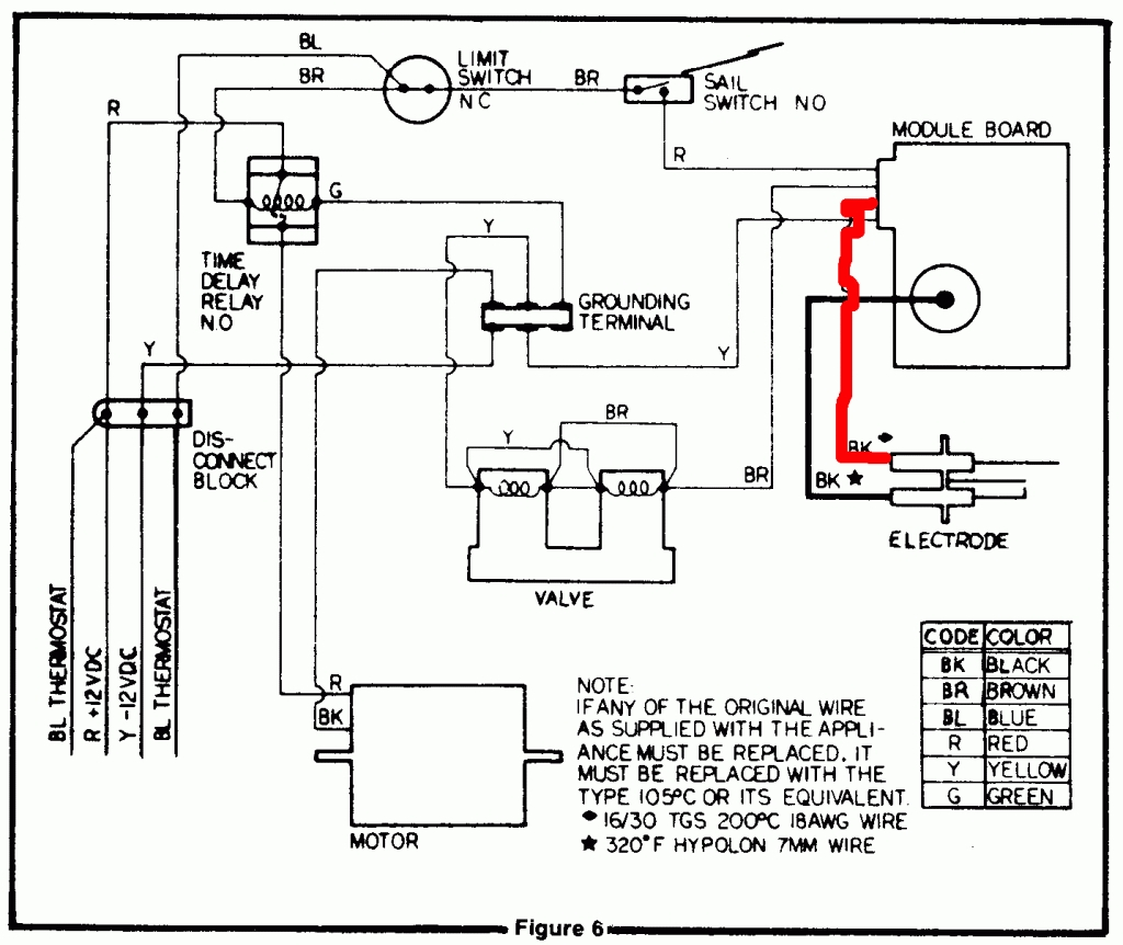 Wiring Diagram For Gas Boiler - Wiring Diagram Save