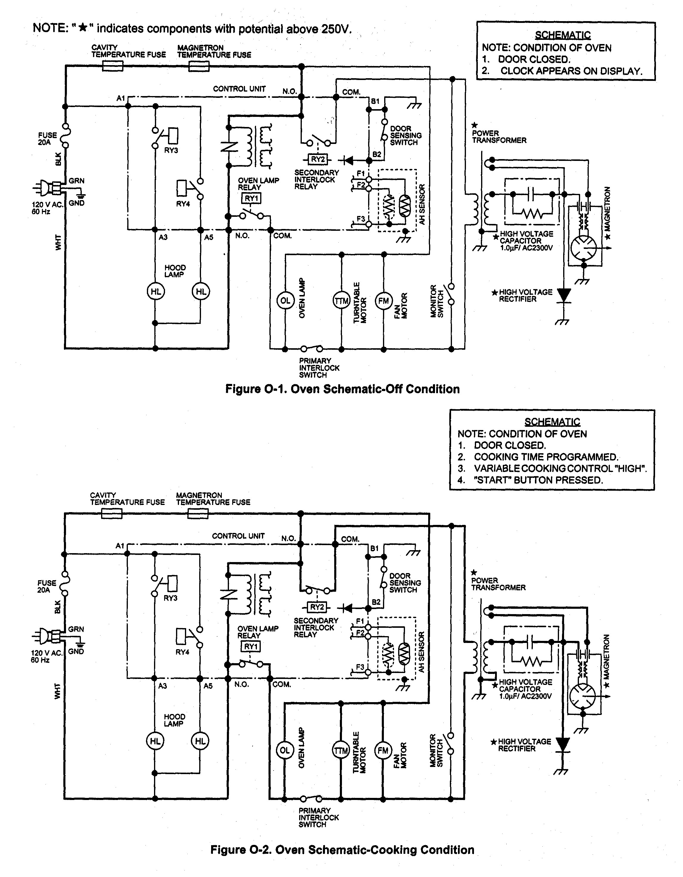 Ge Stove Diagram
