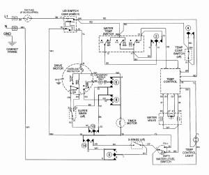 Ge Washer Motor Wiring Diagram | Free Wiring Diagram