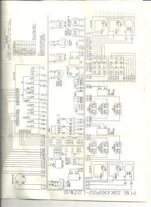 Ge Washer Wiring Diagram | Free Wiring Diagram