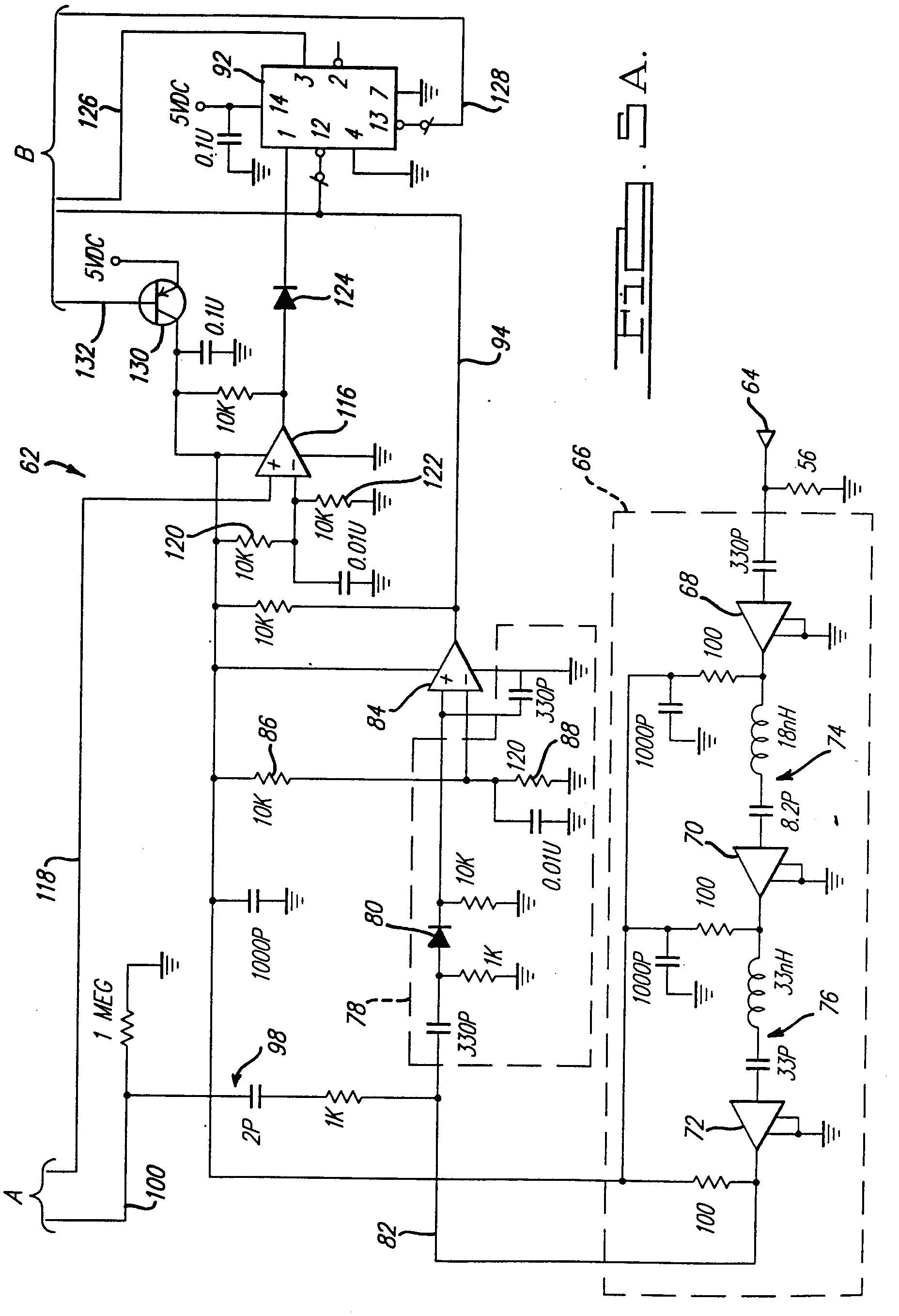 Remote Relay Schematic
