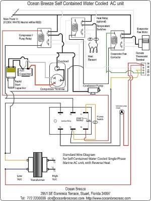 Goodman Aruf Air Handler Wiring Diagram | Free Wiring Diagram