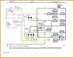 Goodman Furnace thermostat Wiring Diagram | Free Wiring
