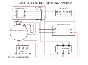 Goodman Heat Pump Low Voltage Wiring Diagram | Free Wiring