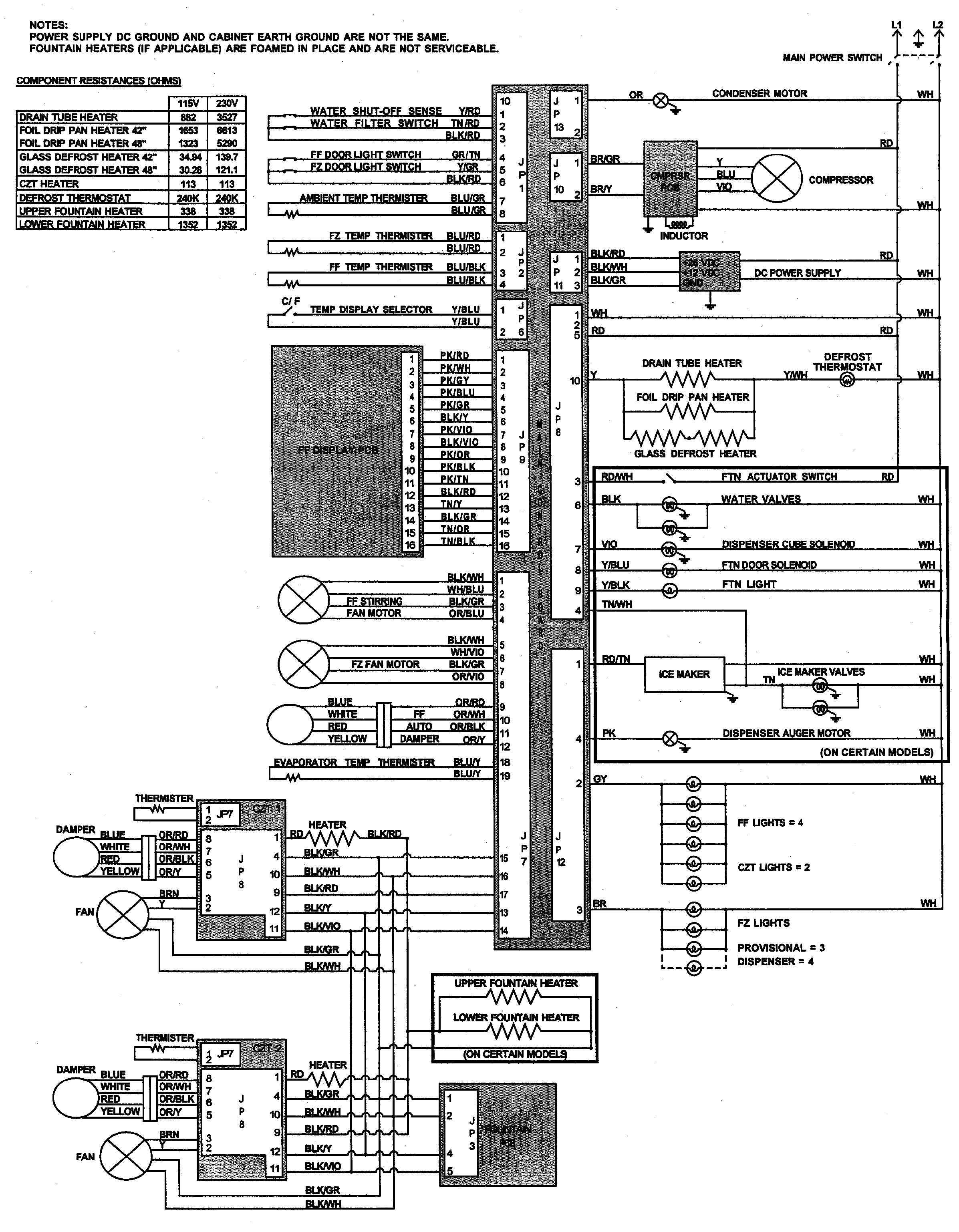 La115 Wiring Diagram