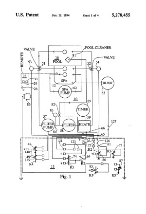 Hayward Pool Pump Wiring Schematic | Free Wiring Diagram