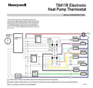 Honeywell Th5220d1003 Wiring Diagram | Free Wiring Diagram