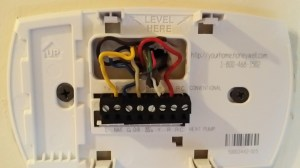 Honeywell thermostat Th3110d1008 Wiring Diagram | Free