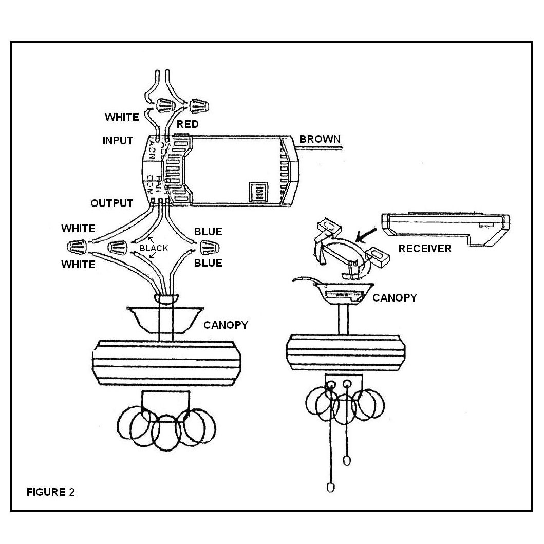 Kenmore Ceiling Fan Wiring Diagram