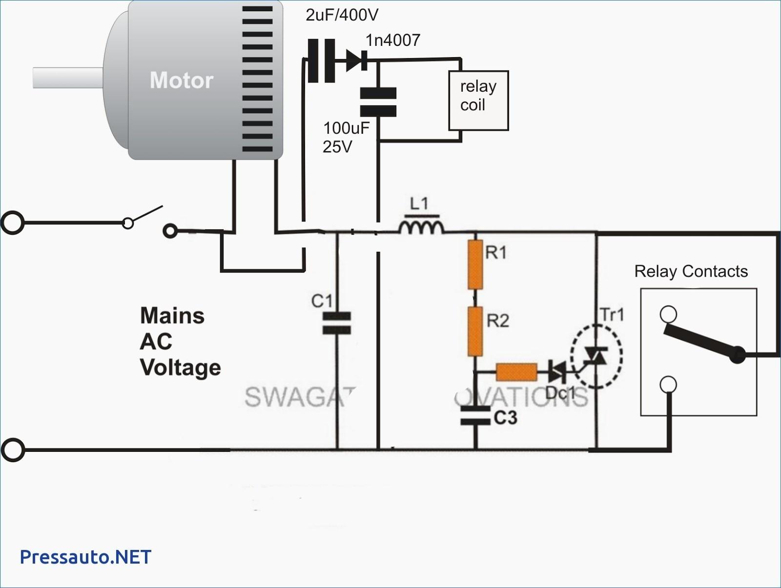 Wiring Schematic Motor Starter | Wiring Diagram on