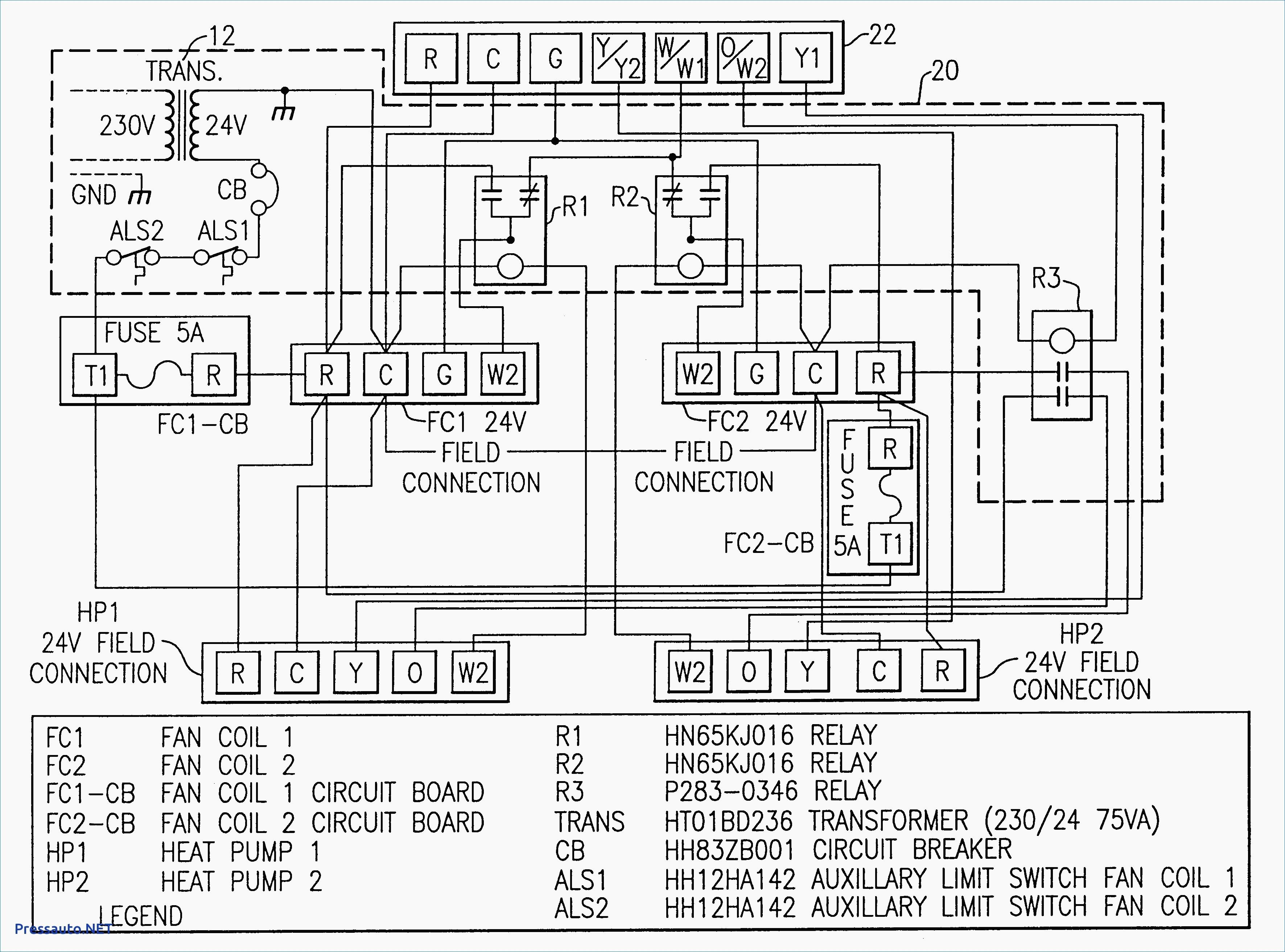 Industrial Control Transformer Wiring Diagram