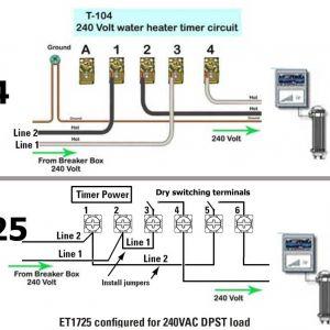 Intermatic 240v Timer Wiring Diagram | Free Wiring Diagram