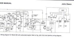 John Deere 850 Wiring Schematic | Free Wiring Diagram