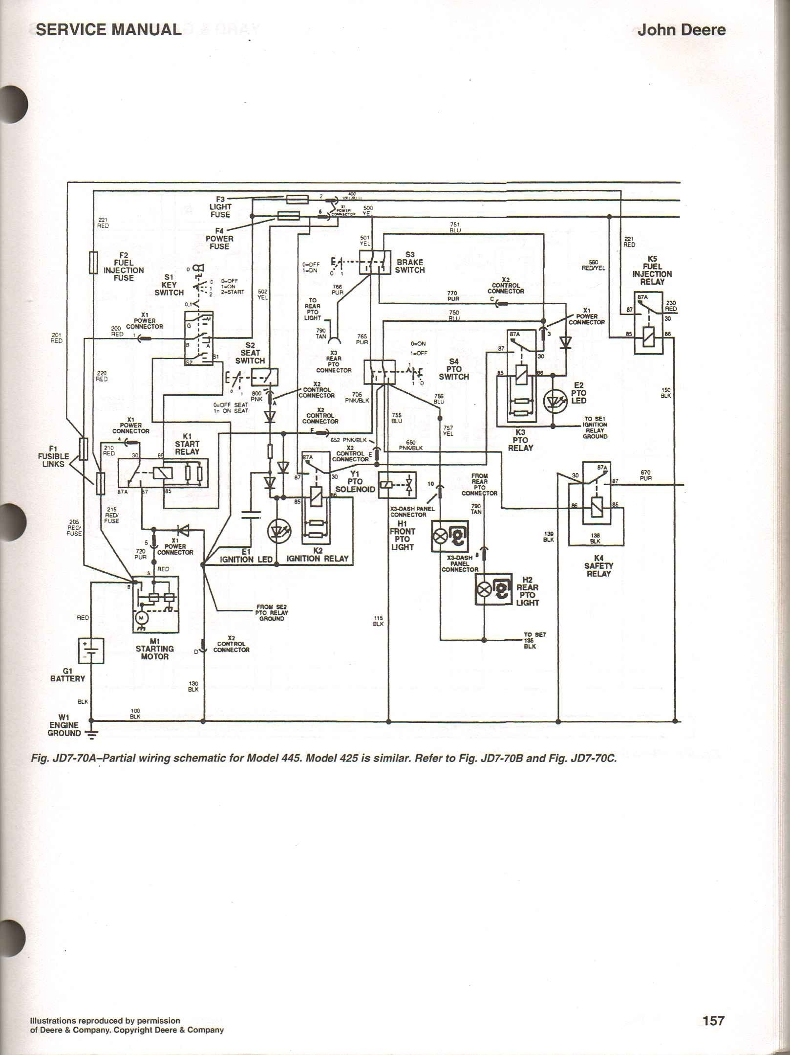 john deere 314 wiring harness diagram wiring diagram  john deere l130 mower wiring diagram #15