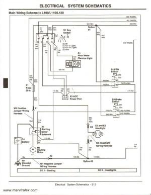 John Deere L130 Wiring Diagram | Free Wiring Diagram