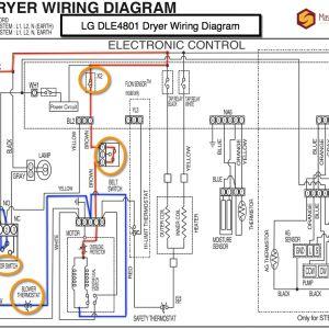 Kenmore Dryer thermostat Wiring Diagram   Free Wiring Diagram