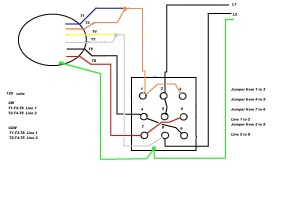 Leeson Electric Motor Wiring Diagram | Free Wiring Diagram