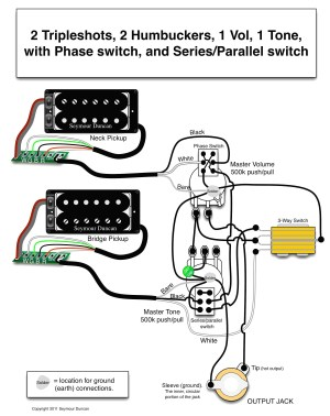 P90 50s Wiring | Wiring Diagram Database