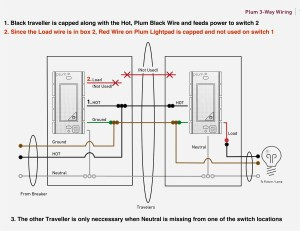 Leviton 3 Way Dimmer Switch Wiring Diagram   Free Wiring