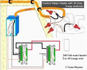 Leviton Double Pole Switch Wiring Diagram | Free Wiring