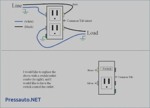 Leviton Switch Outlet Combination Wiring Diagram | Free