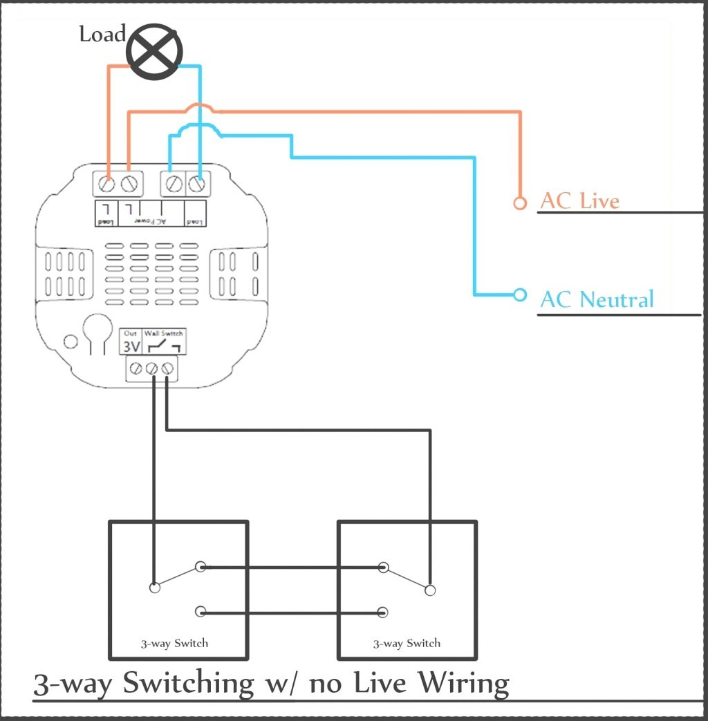3 Way Switch Wiring A Light