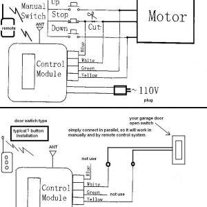 Liftmaster Garage Door Opener Wiring Schematic | Free Wiring Diagram