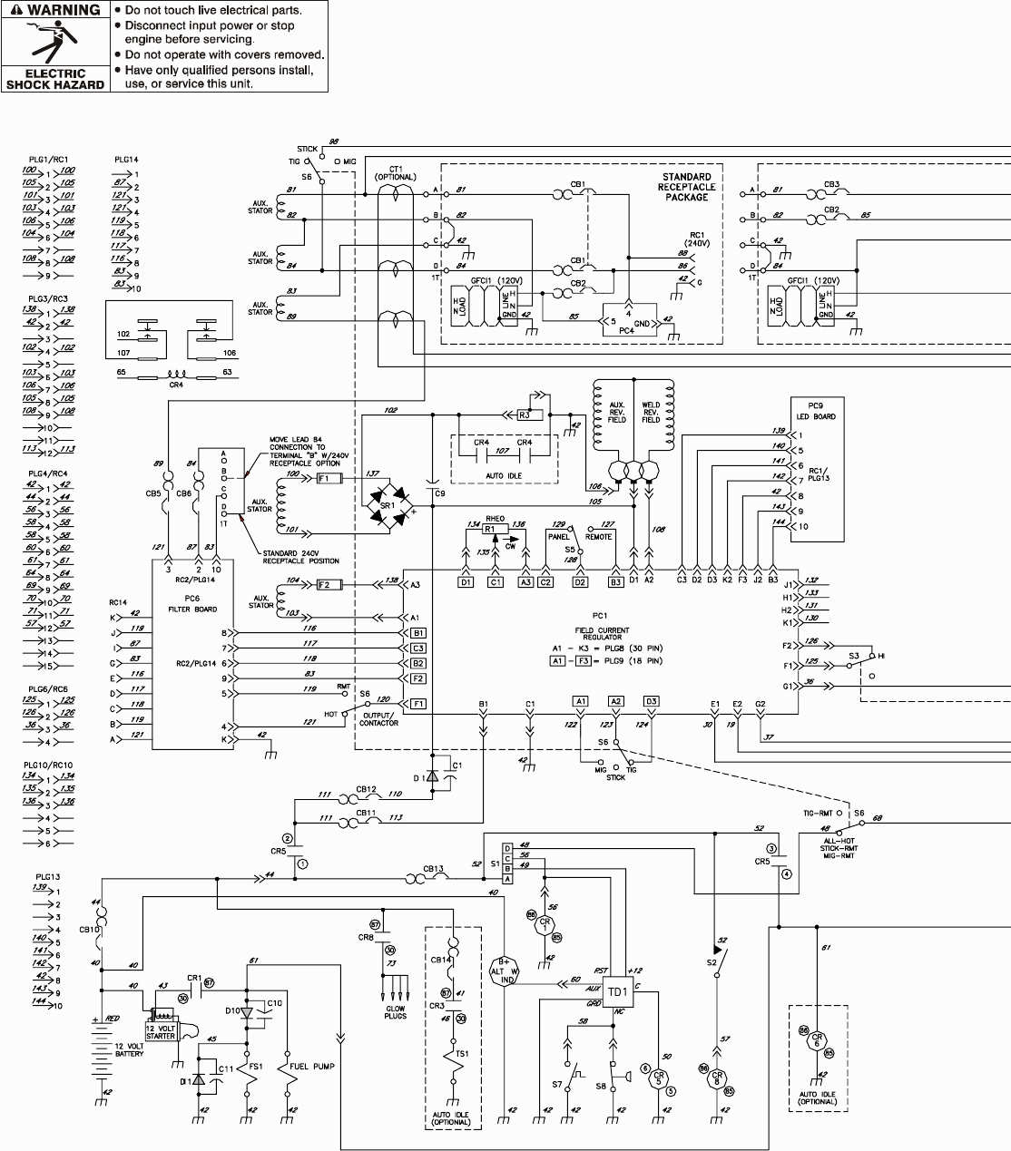 Wiring Diagram For Sa 200 Lincoln Welder