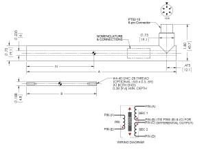 Lvdt Wiring Diagram | Free Wiring Diagram