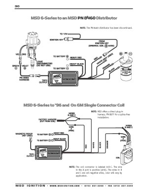 Mallory Ignition Wiring Diagram | Free Wiring Diagram