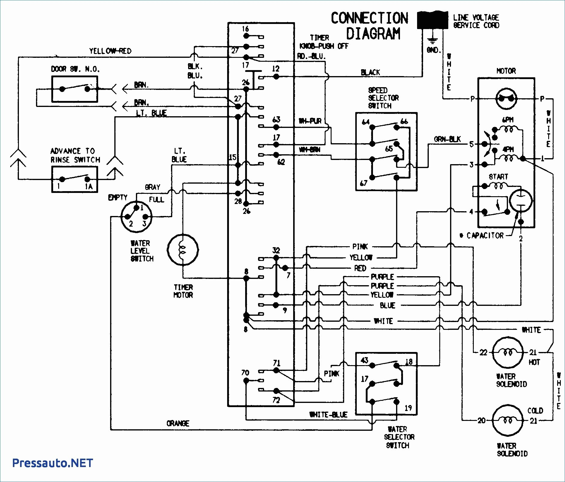 Maytag Dryer Wiring Diagram