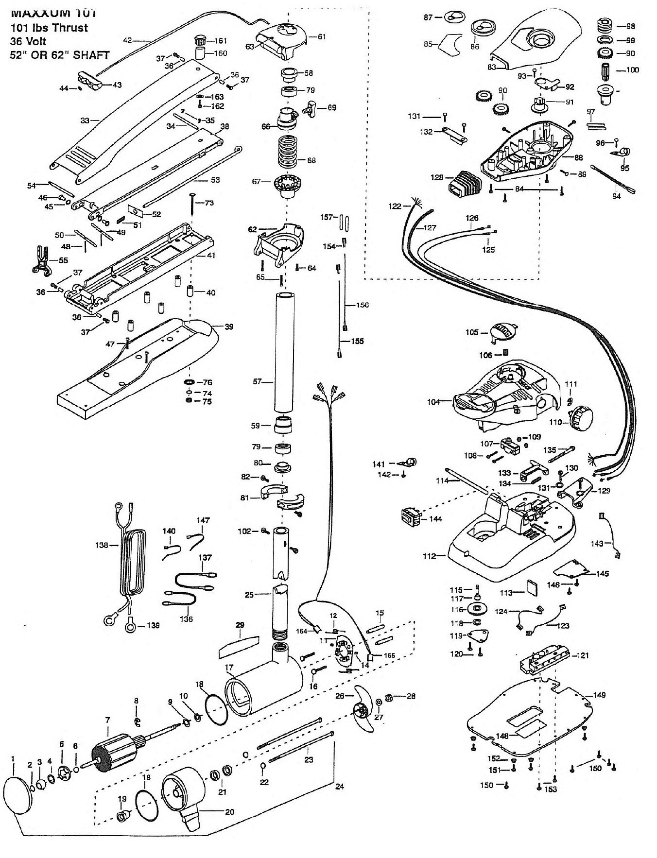 Minn Kota Trolling Motor Diagram Pictures To Pin On