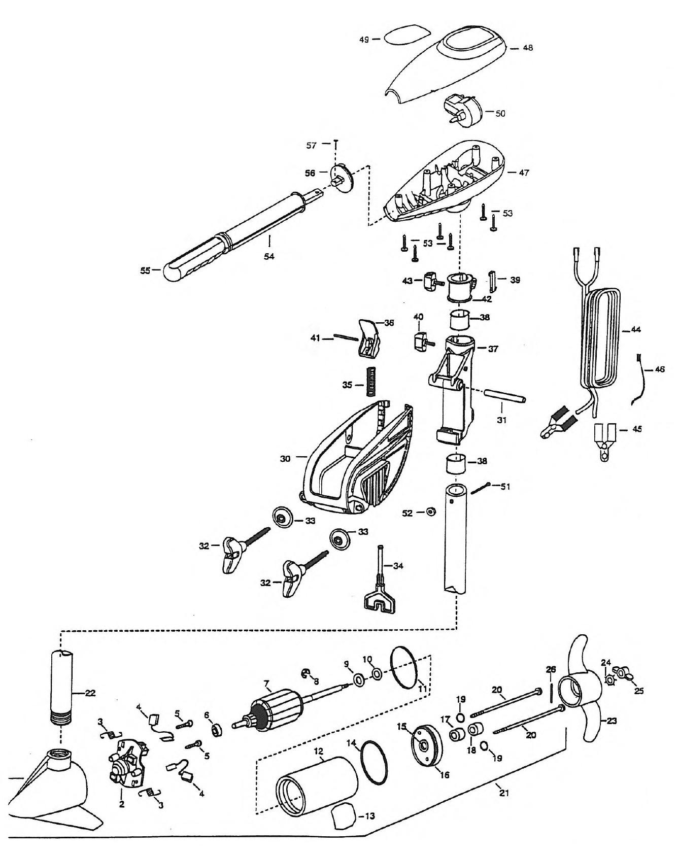 24 Volt Trolling Motor Receptacle