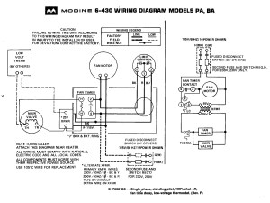 Modine Pd 50 Wiring Diagram  Wiring Diagram