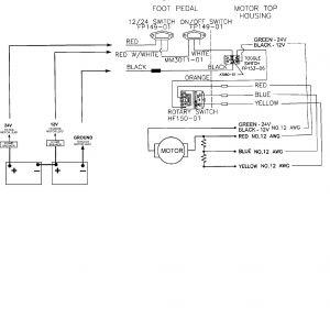 Motuide 12 24 Volt Trolling Motor Wiring Diagram   Free