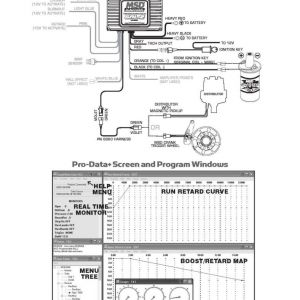 Msd 6al 2 Wiring Diagram | Free Wiring Diagram