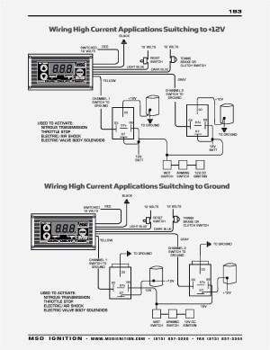 Msd 6al Part Number 6420 Wiring Diagram | Free Wiring Diagram
