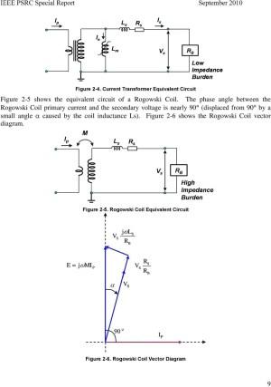 Multi Ratio Current Transformer Wiring Diagram | Free