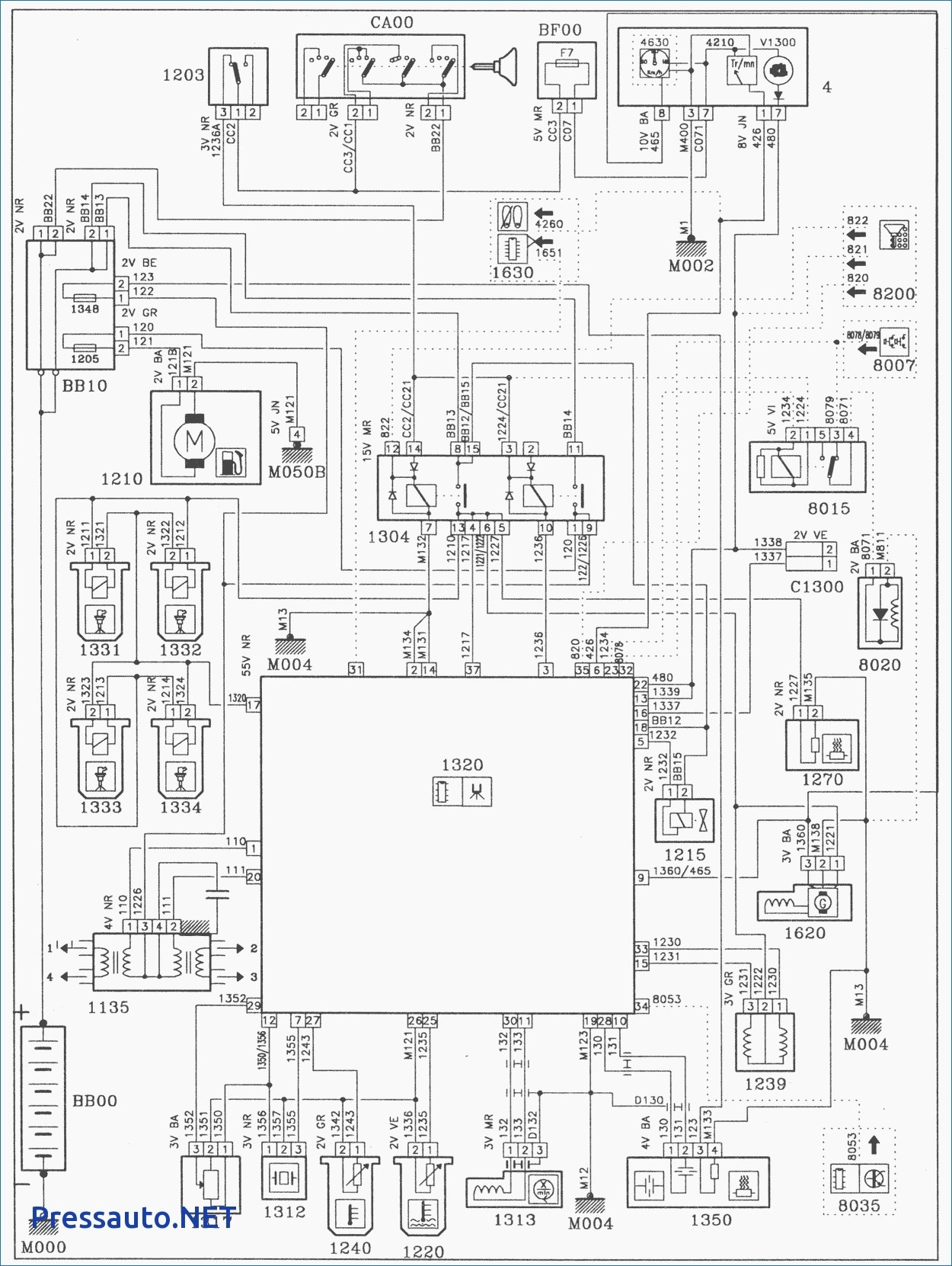 Pressor Start Capacitor Wiring Diagram
