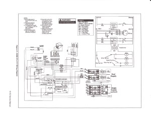 Nordyne Air Handler Wiring Diagram | Free Wiring Diagram