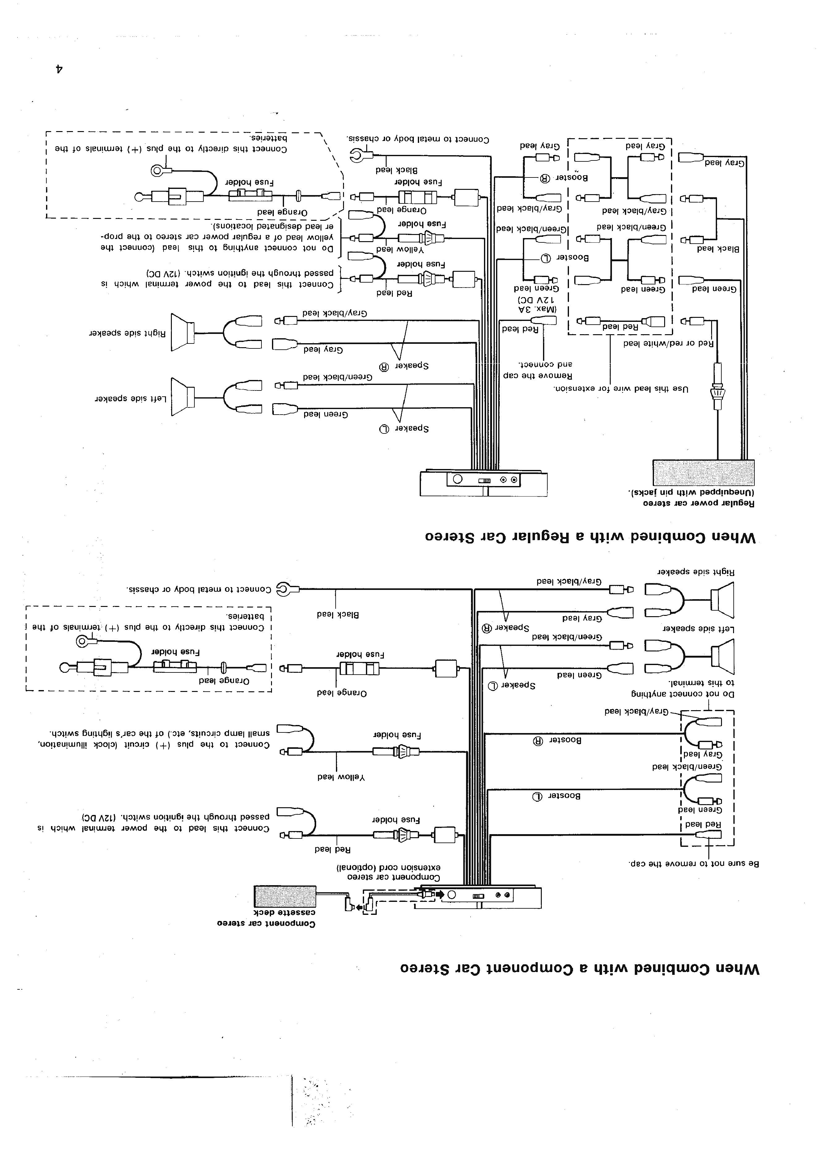 Pioneer Deh 150mp Wiring Diagram